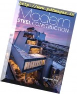 Modern Steel Construction - December 2016