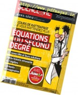 Science & Vie Questions Reponses - Hors Serie N 1, 2016