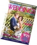 National Weddings Magazine - Spring 2016