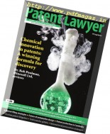 The Patent Lawyer - September-October 2016