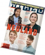 Wired Germany - Nr.4, 2016