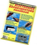 Electronics Experimenter's handbook - 1992
