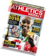 Athletics Weekly - 8 December 2016
