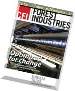 Canadian Forest Industries - November-December 2016