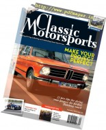 Classic Motorsports - September-October 2016