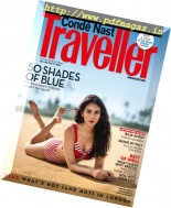 Cond Nast Traveller India - December 2016 - January 2017