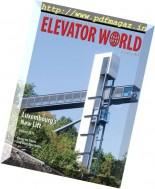 Elevator World - December 2016