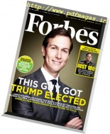 Forbes USA - 20 December 2016