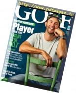Golf Magazine USA - January 2017