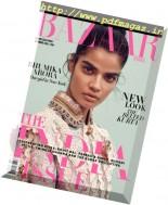 Harper's Bazaar India - December 2016