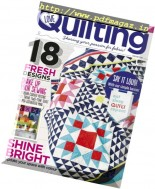 Love Patchwork & Quilting - Issue 42, 2016