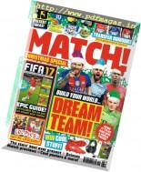 Match! - 6 December 2016