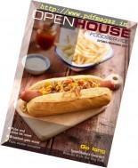 Open House Foodservice - October-November 2016