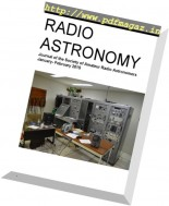 Radio Astronomy - January-February 2015
