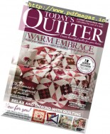 Today's Quilter - Issue 17, 2016