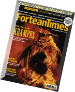 Fortean Times - Christmas 2016