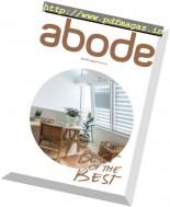 Abode Magazine - Best of the Best 2017