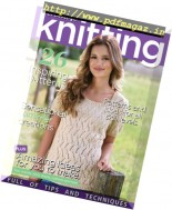 Creative Knitting Australia - Issue 55, 2016