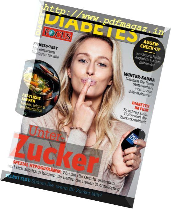 Focus Diabetes – Nr.4, 2016-2017