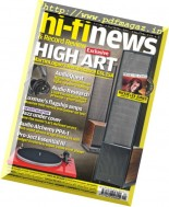 Hi-Fi News - January 2017