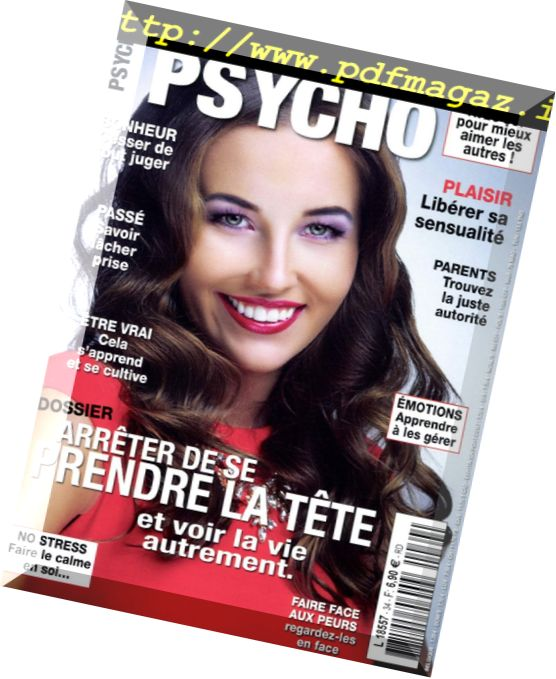 L'Essentiel De La Psycho – Decembre 2016 -Fevrier 2017