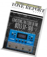 Tone Report Weekly - Issue 156, December 9 2016