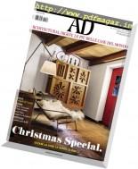 AD Architectural Digest Italia - Dicembre 2016