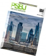 PSBJ Public Sector Building Journal - January 2017