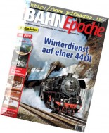 Bahn Epoche - Winter 2017