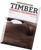 Timber Design & Technology Middle East - December 2016