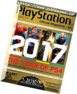 PlayStation Official Magazine UK - January 2017