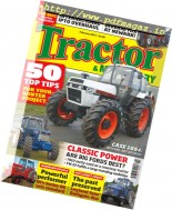 Tractor & Machinery - February 2017