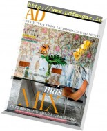 AD Architectural Digest Spain - Enero 2017