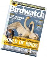 Birdwatch UK - January 2017