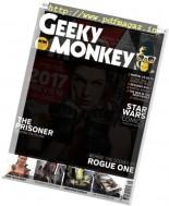 Geeky Monkey - January 2017