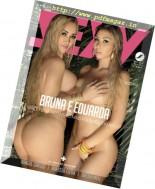 Sexy Brazil - Issue 444, Dezembro 2016