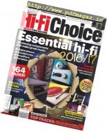 Hi-Fi Choice - Yearbook 2016