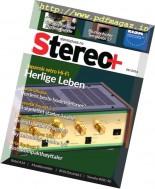 Stereo+ Nr.8, 2016