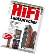 Hifi-Lautsprecher Test - Jahrbuch 2017