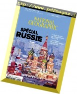 National Geographic France - Janvier 2017