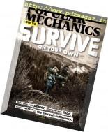 Popular Mechanics USA - February 2017