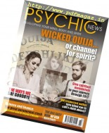 Psychic News - January 2017