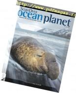 Scuba Diver Ocean Planet - N 106, 2017
