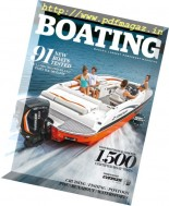 Boating - Special 2017 Boat Buyers Edition 2016