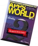 Apps World Mag - September-November 2016