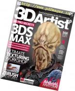 3D Artist - Issue 102, 2016