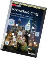 The Economist (Intelligence Unit) - Empowering cities 2016
