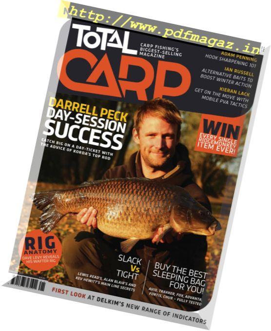 Total Carp - January 2017