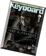 Keyboard Magazine - February 2017
