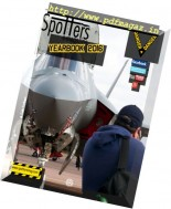 Spotters Magazine - Yearbook 2016